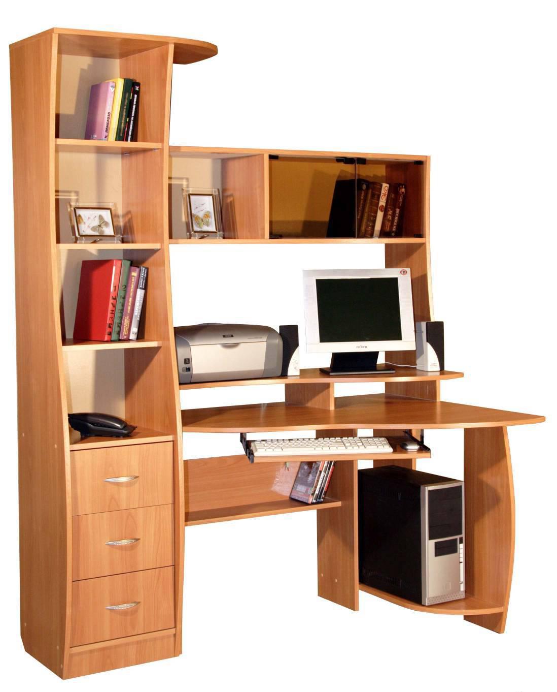 Стол с пеналом - столы, заказать или купить в полоцке и ново.